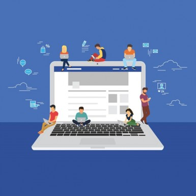 Facebook Advertising Marketing Management Services - Startup