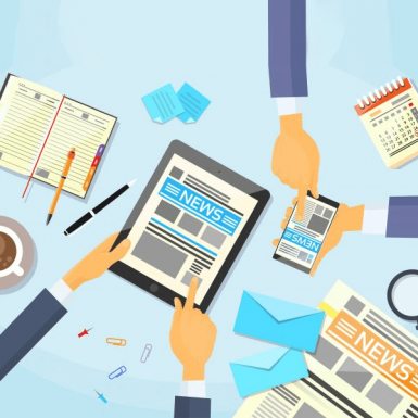 Build your publishing website magazine , newspaper or articles