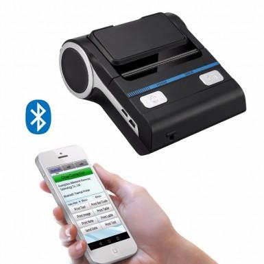P8001 Mini bluetooth printer thermal